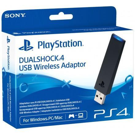 Adaptateur sans fil USB DualShock 4 pour PS4