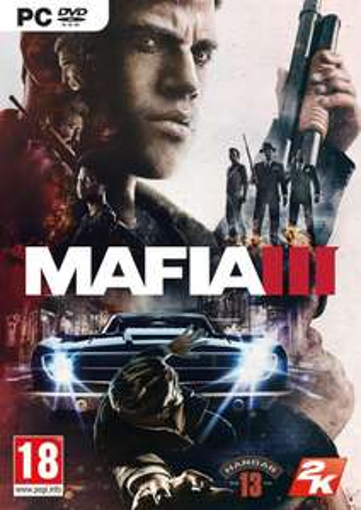 Mafia III sur PC