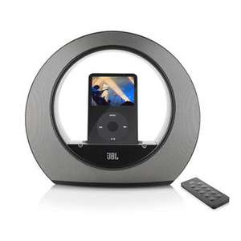 Dock JBL Radial Micro 5V Noir pour iPod