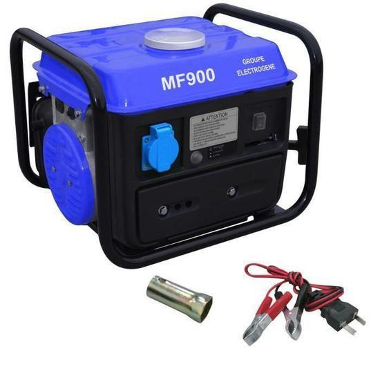 Groupe électrogène Master Flash - 720W à moteur essence 2 temps MF900
