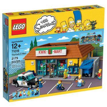 Jouet Lego The Simpsons Kwik-E-Mart - 71016