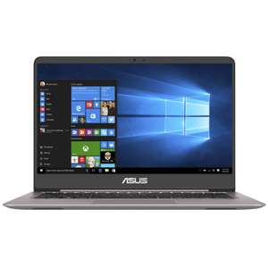 "PC Portable 14"" Asus UX410UA-GV013T - Borderless Full HD, i5-7200U, RAM 4 Go, HDD 500 Go + SSD 128 Go, Windows 10, 1.45 kg"