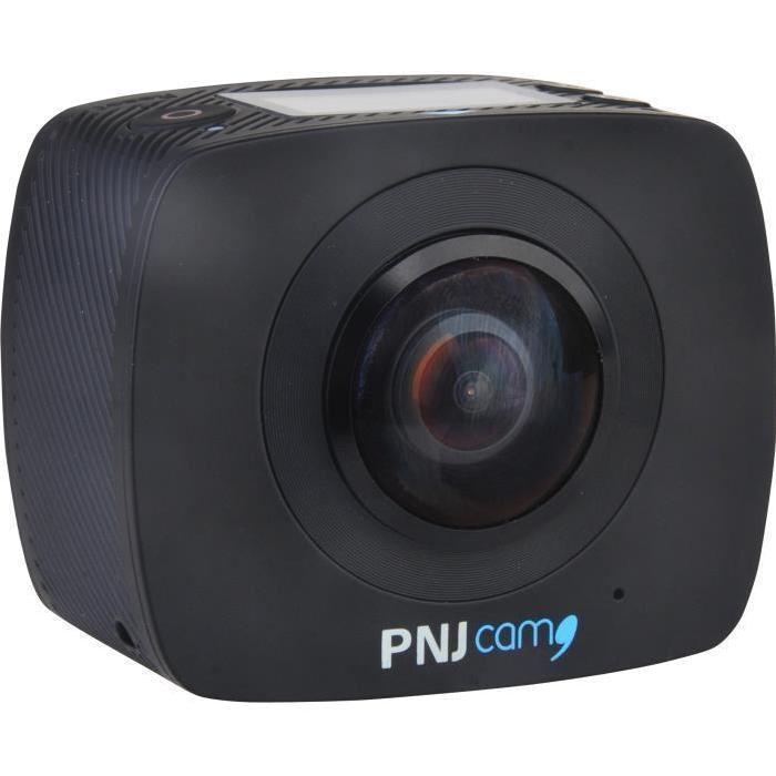 Caméra PNJ Pano DL360 Full HD WiFi + Télécommande + Caisson étanche 30 m pour Pano DL 360