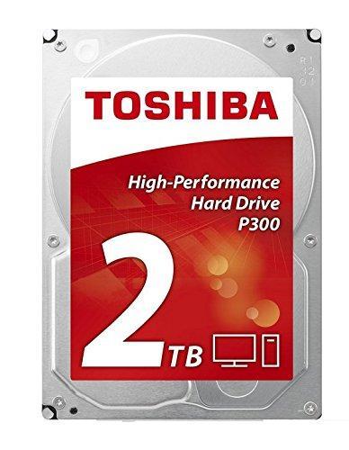 """Disque dur 3.5"""" Toshiba P300 - 2 To"""