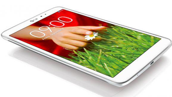 """Tablette 8.3"""" LG G PAD 8.3 16 Go Blanche (Avec ODR de 50€)"""