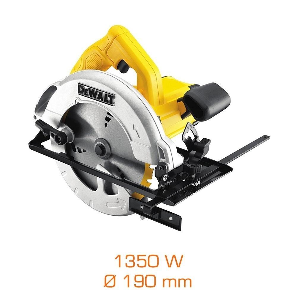 Dewalt Scie circulaire DWE560 - 1350W