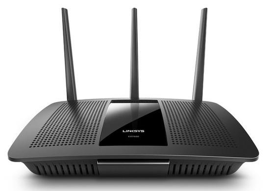 Routeur Linksys RTR EA7500-EU MU-MIMO AC1900 - Wi-Fi 5GHz + 2.4GHz
