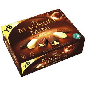 Pack de 8 mini Magmun