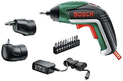 Sélection de produits Bosch en promotion - Ex : Perceuse-visseuse sans fil Bosch IXO V Deluxe - 3.6 V, avec lot accessoires