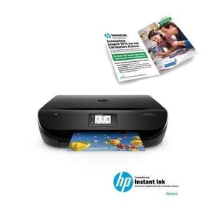 Imprimante multifonction à jet d'encre HP Envy 4525 - WiFi + 7 mois au forfait Instant Ink (via ODR de 30€)