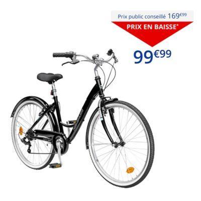 Vélo de ville Nakamura City 100 - noir