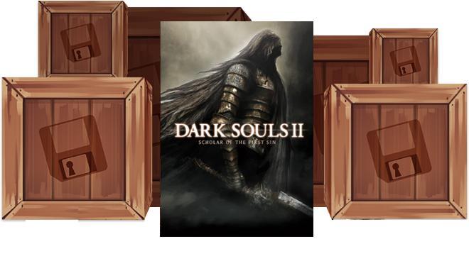 Humble Monthly Bundle : Dark Souls II: Scholar of the First Sin + 6 jeux sur PC (Dématérialisés, Steam)