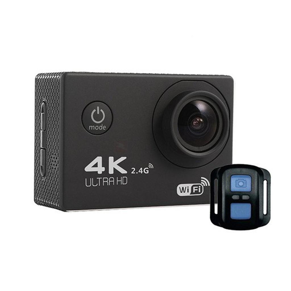 "Caméra d'action 4K Tekcam F60R - Capteur Sony IMX179, Ecran LCD HD 2"", Photo 16M, wifi"
