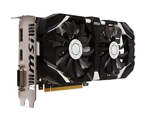 Carte graphique MSI GeForce GTX 1060 6GT OCV1 - 6 Go (avec ODR de 15€)