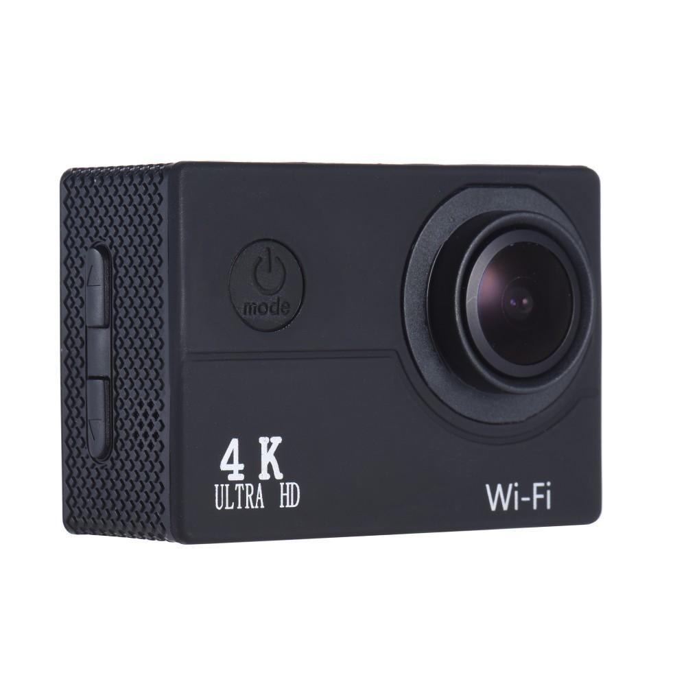 "Caméra sportive 4K - Capteur Sony IMX179, Ecran LCD 2"", 16 MP, 4K 30fps / 1080p 60fps, Allwinner V3, WiFi (Plusieurs coloris)"