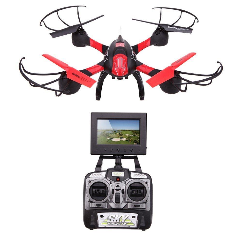 Drone Quadcopter RC Sky Hawkeye 1315S - RTF, 5.8G 4CH, Wifi FPV, Caméra HD