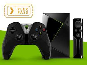 Box Android Nvidia Shield 16Go + Pass Plex de 6 mois