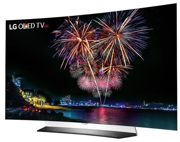 "TV 55"" LG OLED55C6V - OLED - incurvé - UHD 4K"