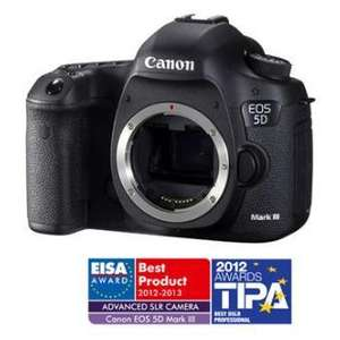 Appareil photo Reflex Canon EOS 5D Mark III - Boîtier Nu