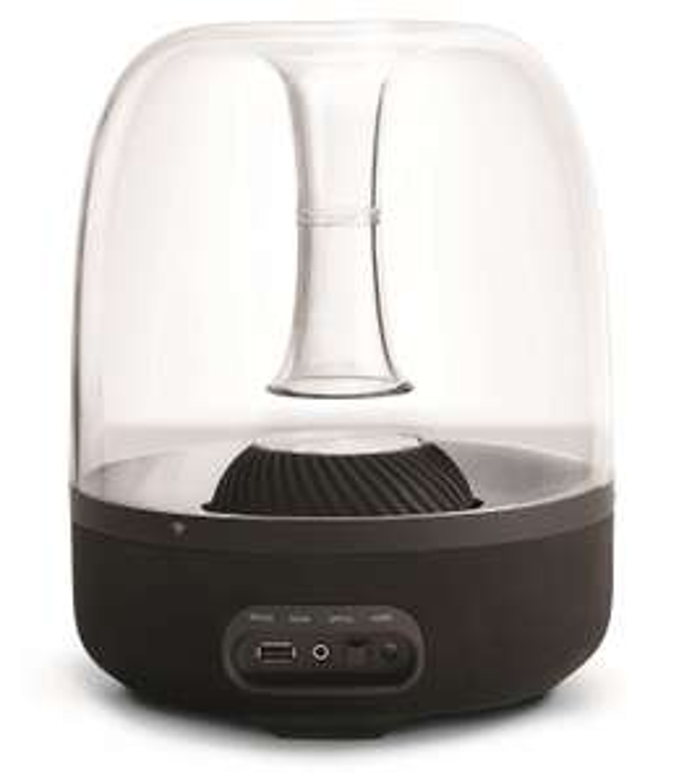 Enceinte sans-fil Harman Kardon Aura Plus - Wifi & Bluetooth, 60W, Noir