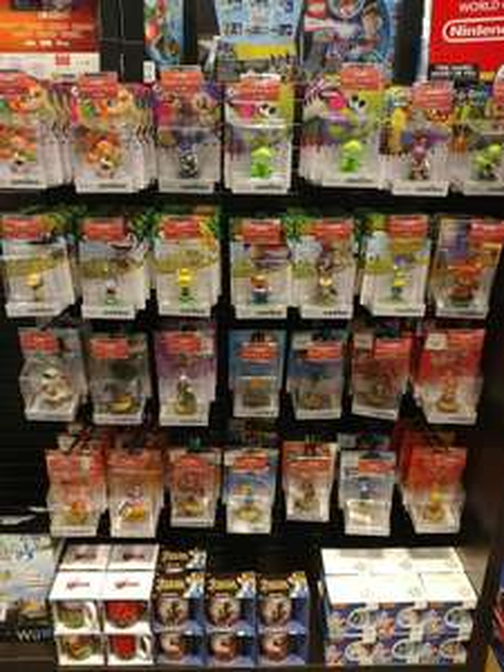 Sélection de figurines Amiibo en promotion - Ex : Figurine Amiibo R.O.B