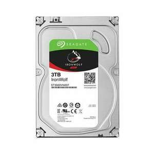 Disque dur interne Seagate IronWolf 3 To (ST3000VN007)
