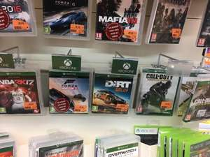 Dirt Rally sur Xbox One