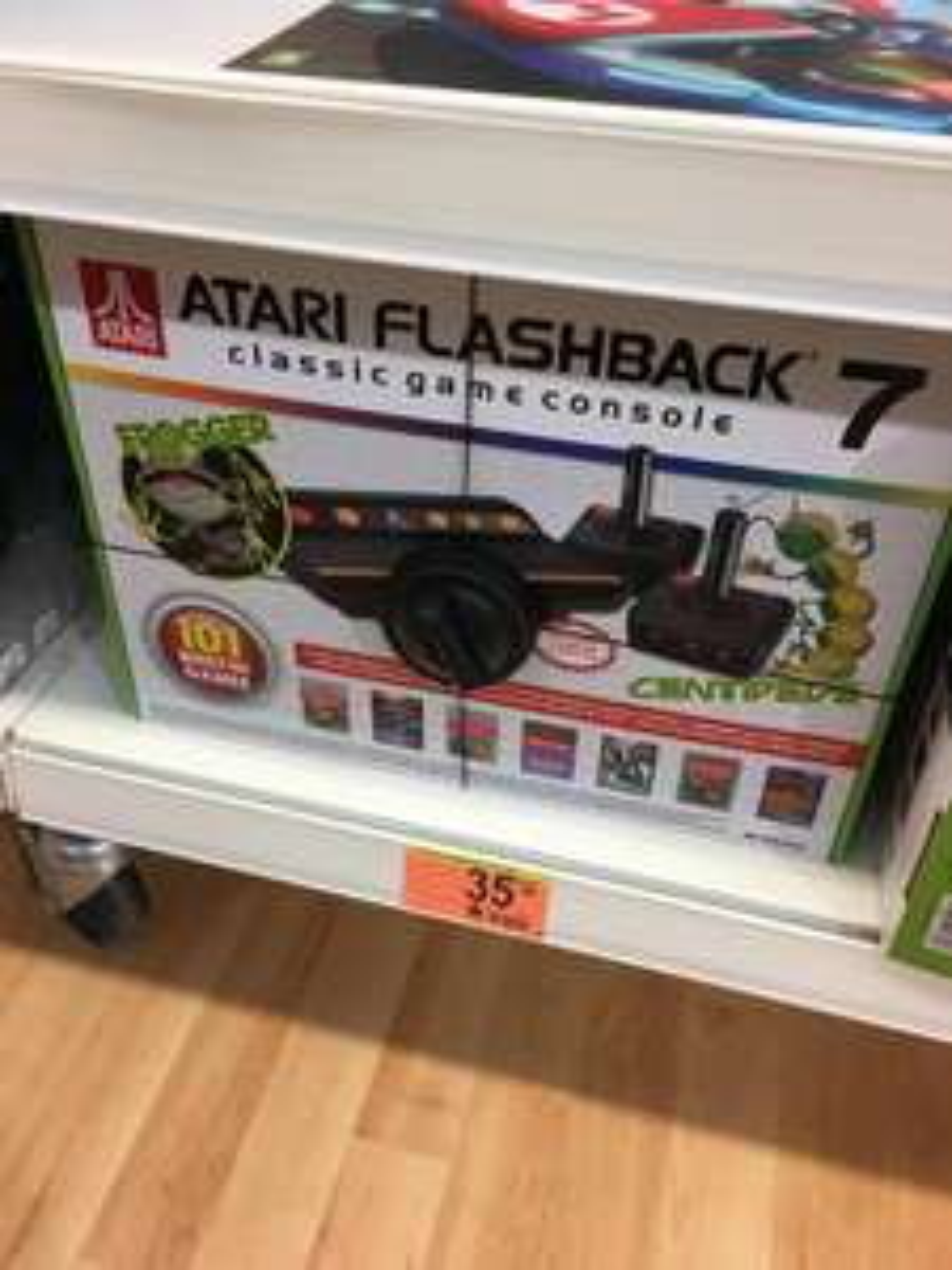 Console Atari classic flashback 7