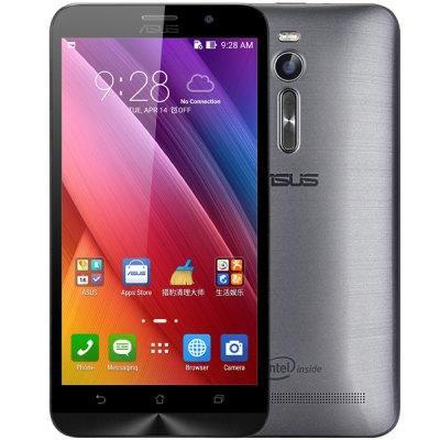 """Smartphone 5.5"""" Asus ZenFone 2 ZE551ML - RAM 4 Go, ROM 32 Go, Gris (Pas de B20 ni de B7)"""