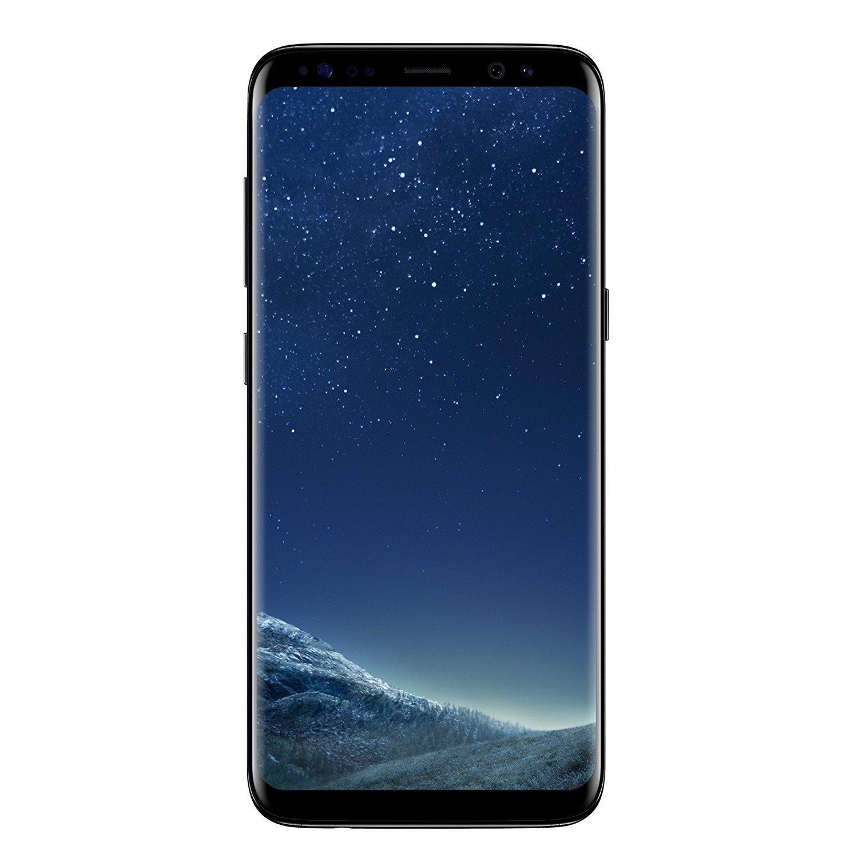 "Smartphone 5.8"" Samsung Galaxy S8 - 4 Go de RAM, 64 Go, version TIM - Noir/gris/orchidée"