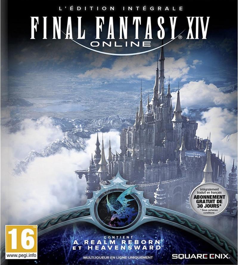 Final Fantasy XIV Online Edition Intégrale sur PS4 à 17.49€ et sur PC (Dématérialisé ou Version Boite)