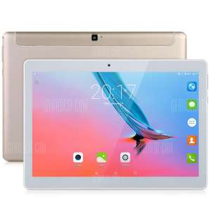 "Tablette 10.1"" Voyo Q101 - 4G, 2Go RAM, 32Go ROM, Octacore, Android 6 - Or"