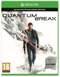 Rise of the Tomb Raider ou Quantum Break + Alan Wake (dématérialisé) sur Xbox One