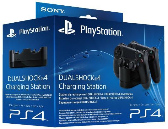 [Premium] Station de Rechargement pour 2 Manettes DualShock PS4 - Noir