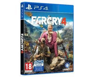 Sélection de jeux vidéo en promotion - Ex : Far Cry 4 sur PS4 et Xbox One