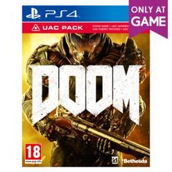 Doom - UAC Edition sur PS4 et Xbox One