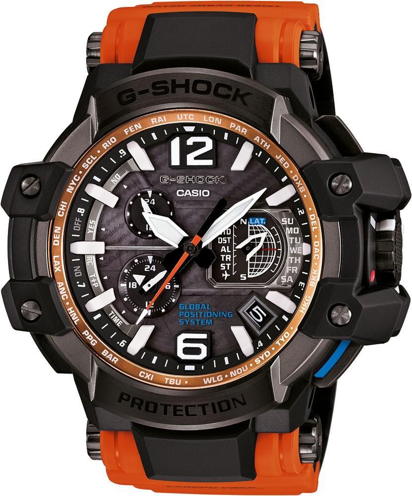 Montre homme Casio G-Shock GPW-1000-4AER