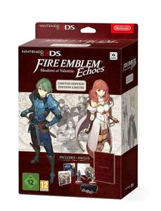 Fire Emblem Echoes: Shadows of Valentia + Amiibo Alm + Amiibo Celica & CD - Limited Edition