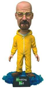Figurine Bobblehead Walter White Breaking Bad 15 cm