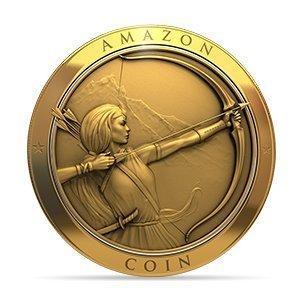 5000 Amazon Coins, soit un crédit de 50€ (Utilisable sur les applications, jeux et contenus additionnels Android)