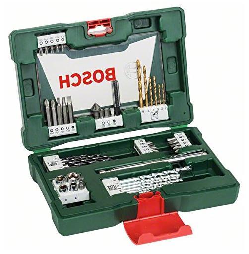Coffret de 48 Outils de perçage/vissage Bosch  V-Line