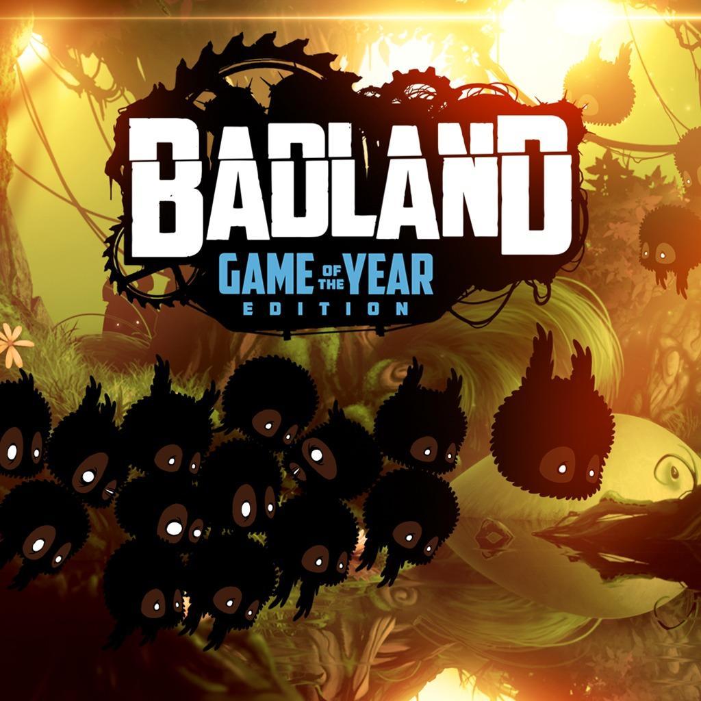 Badland - Game of the Year Edition sur PC (Dématérialisé)