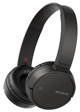Casque Sans-fil Sony MDRZX220BTB.CE7 Noir - Bluetooth