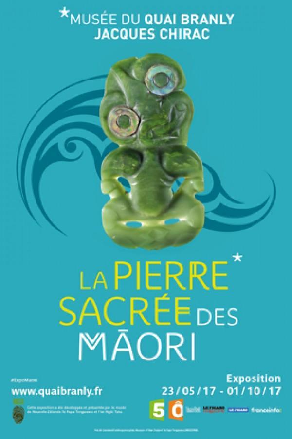 Entrée gratuite à l'exposition La Pierre sacrée des Māori (au lieu de 12€)