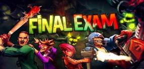 """[Steam] Jeu """"Final Exam"""" sur PC"""