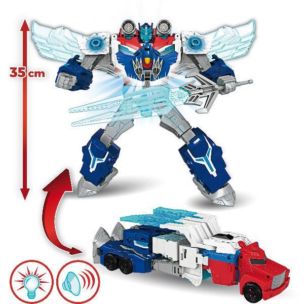 Jouet Hasbro Transformers - Power Surge Optimus Prime
