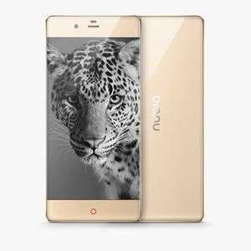 "Smartphone 5.2"" Nubia Z9 elite edition -  4Go ram, 64Go"