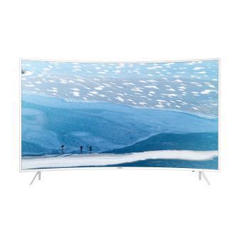 "TV 49"" Samsung UE49KU6510 UHD 4K Incurvée Blanche"