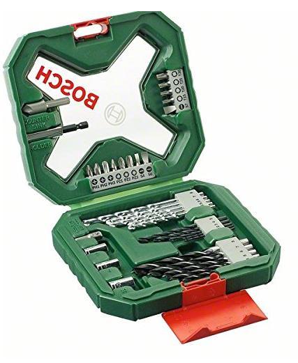 Coffret Bosch X-Line Classic -  34 pièces