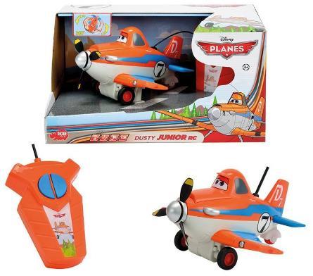 Jouet Avion Majorette RC Dusty Junior Planes
